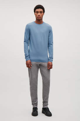 Cos SLIM-FIT LONG SLEEVE T-SHIRT
