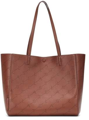 Stella McCartney Faux leather shopper