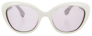 Marc Jacobs Marc Jacobs Cat-Eye Tinted Sunglasses
