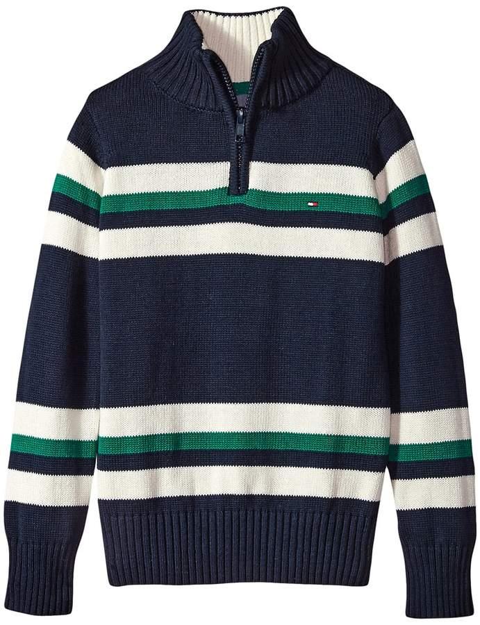 Leon 1/2 Zip Sweater (Toddler)