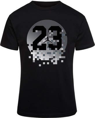 Jordan 23-Print Cotton T-Shirt, Big Boys