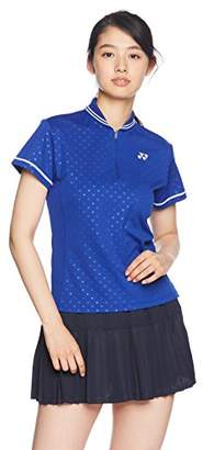 Yonex (ヨネックス) - [ヨネックス] テニスウェア ゲームシャツ [レディース] 20440 ミッドナイトネイビー (472) 日本 O (日本サイズ2L相当)