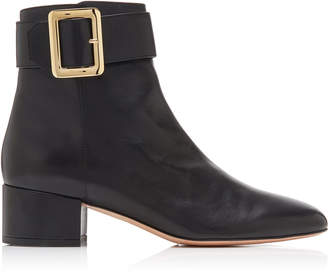 Bally Jay Leather Ankle Boots