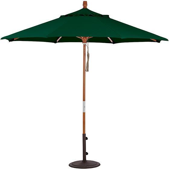 9' Octagon Market Umbrella