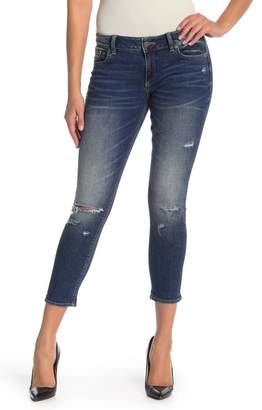 Miss Me Easy Ankle Skinny Jeans
