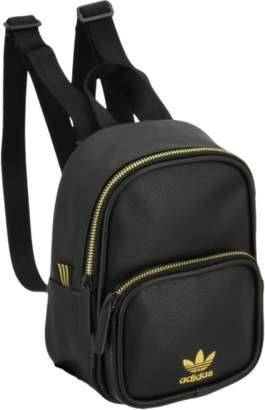adidas Mini PU Leather Backpack