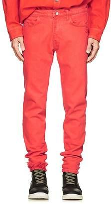 424 Men's Distressed Skinny Jeans