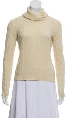 Ralph Lauren Cashmere Cable Knit Sweater Cashmere Cable Knit Sweater