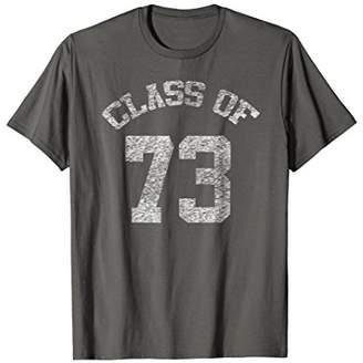 Retro Class of 1973 Graduate Graphic T-Shirt