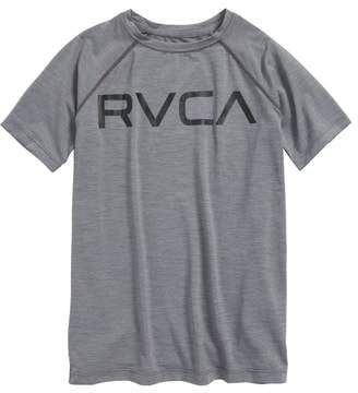 RVCA Micro Mesh Graphic T-Shirt