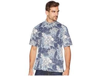 Reyn Spooner Spooner Ho'Okipa Classic Pullover Hawaiian Shirt