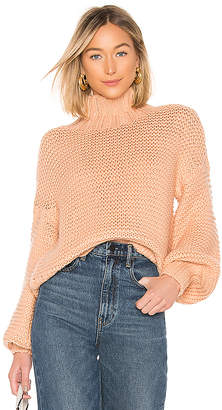House Of Harlow x REVOLVE Reverse Stitch Sweater