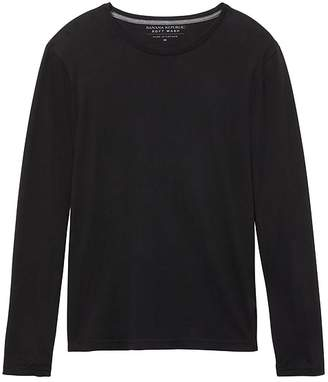 Banana Republic Soft-Wash Crew-Neck T-Shirt