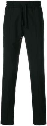 Christian Pellizzari drawstring fitted trousers