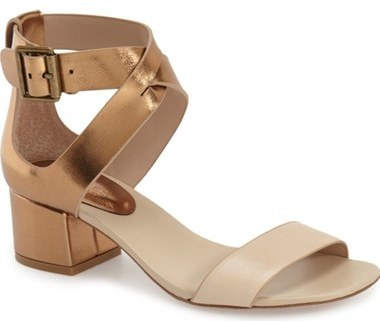 Charles by Charles David 'Glam' Block Heel Sandal (Women)
