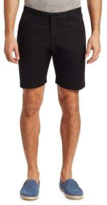 Saks Fifth Avenue MODERN Stretch Cotton Shorts