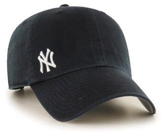 Women's '47 Brand Suspense New York Yankees Baseball Cap - Black $25 thestylecure.com