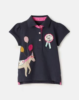 Joules Moxie Polo Shirt 1-12 Years