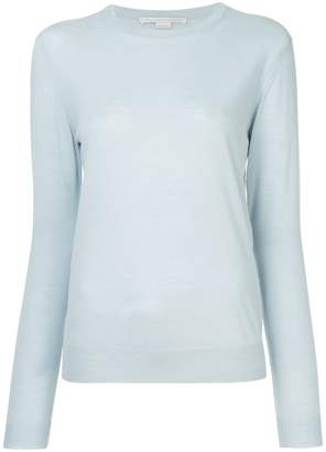 Stella McCartney long-sleeve fitted sweater