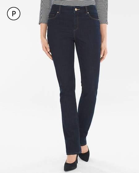 So Slimming Petite Girlfriend Jeans