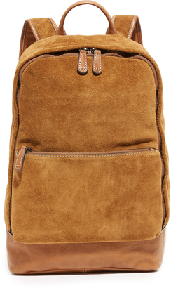 Frye Chris Backpack $458 thestylecure.com