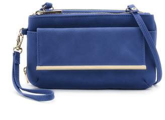 Apt. 9 Double-Entry Crossbody Wallet