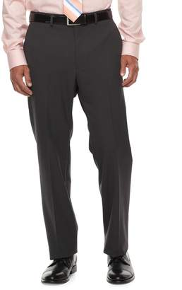 Chaps Big & Tall Performance Series Classic-Fit 4-Way Stretch Suit Pants