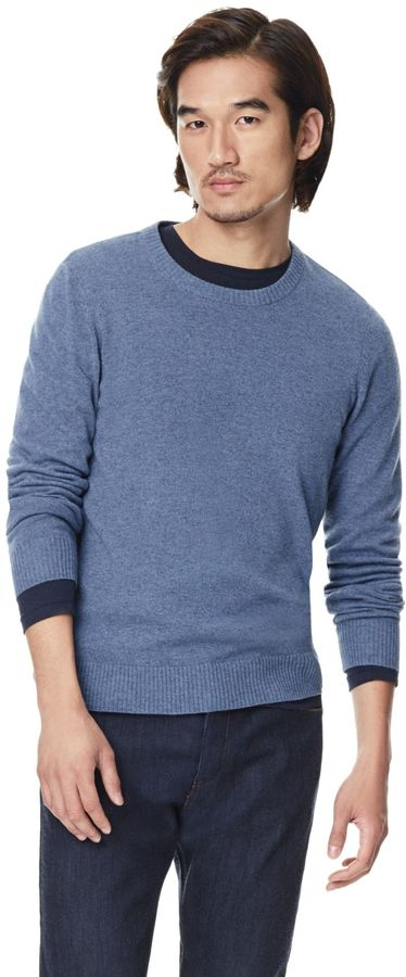 Theory Riland T Sweater in Cashmere