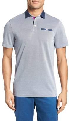 Ted Baker Mikeytt Trim Fit Polo Shirt