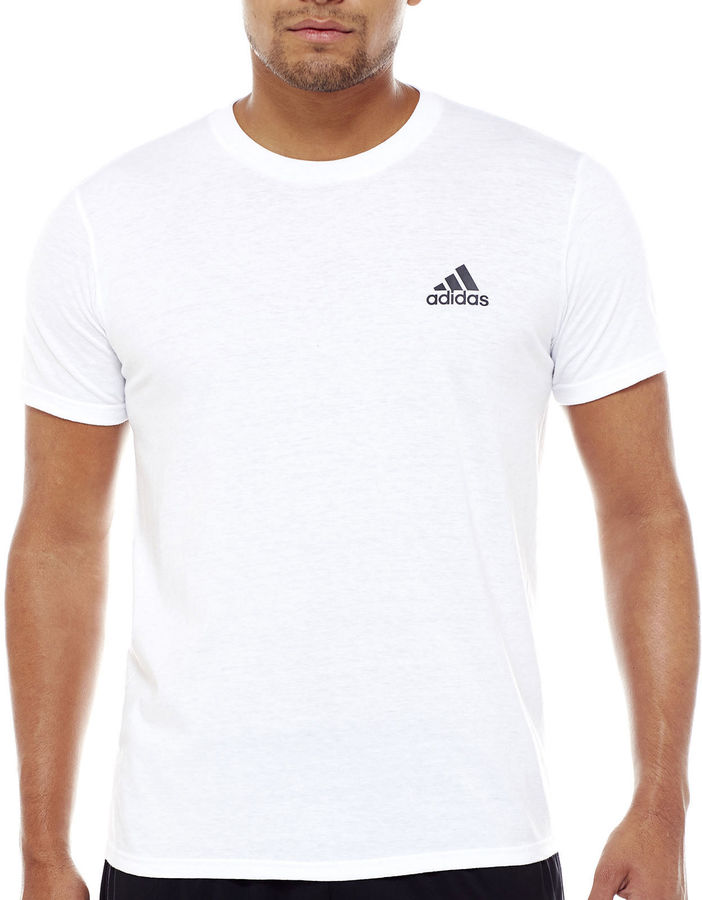 ADIDAS adidas Climalite Go To Solid Training Tee