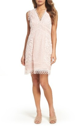 Women's French Connection Zahra Fit & Flare Dress $198 thestylecure.com