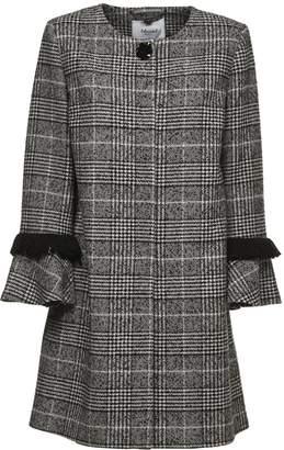 Blugirl Checked Coat