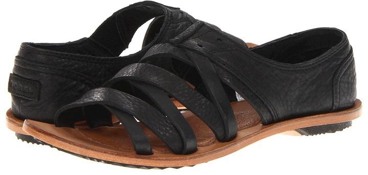 Sorel Lake Shoe (Black) - Footwear