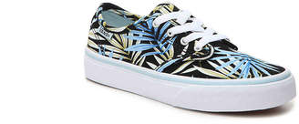 Vans Camden Palms Toddler & Youth Sneaker - Girl's