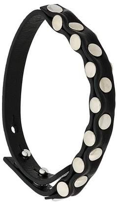 Ann Demeulemeester studded bracelet