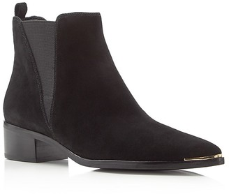 Marc Fisher LTD. Yale Booties $179 thestylecure.com