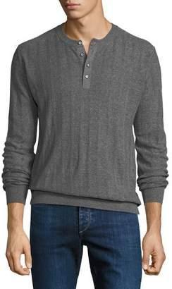Robert Graham Men's Henley T-Shirt