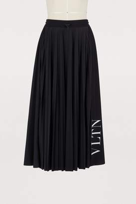 Valentino VLTN pleated dress