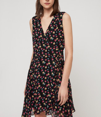 AllSaints Miller Kukio Dress