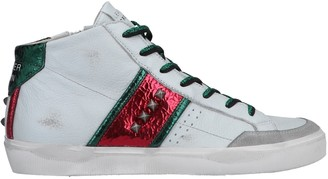 Leather Crown High-tops & sneakers - Item 11659450CT