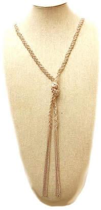 Arizona 40 Inch Semisolid Braid Chain Necklace