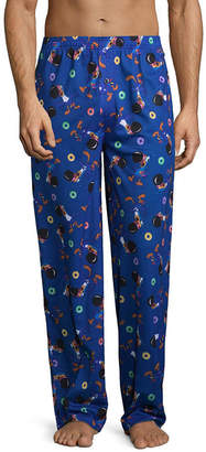 Novelty Licensed Fruit Loops Men's Jersey Pajama Pants