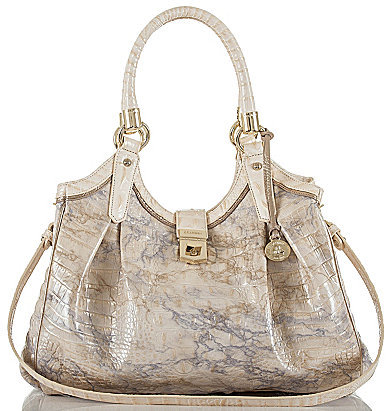 Brahmin BRAHMIN Brahmin Alma Collection Elisa Hobo Bag
