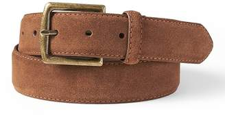 Banana Republic Stitched Suede Belt