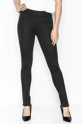 M made in Italy Stripped Legging Pant