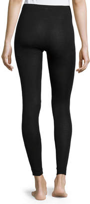 Hanro Silk-Blend Long Leggings