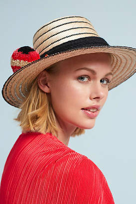 Guanabana Robyn Pommed Boater Hat