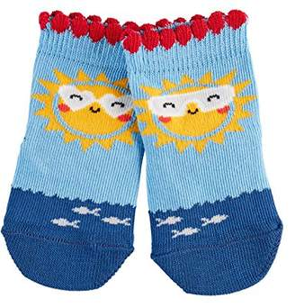 Falke Baby Happy Sunshine Socks,0-3 Months