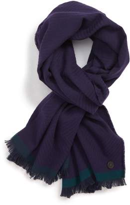 Ted Baker Cotton Twill Scarf