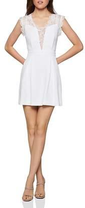 BCBGeneration Lace Detail Essential Dress